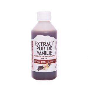 Extract Pur de Vanilie Bourbon din Madagascar (250 ml.)