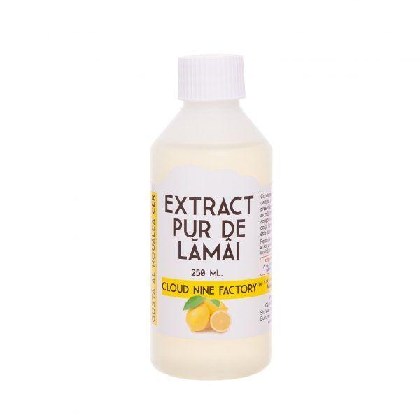 Extract Pur de Lămâi (250 ml.)