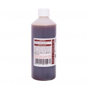 Extract Pur de Vanilie Bourbon de Madagascar (500 ml.)