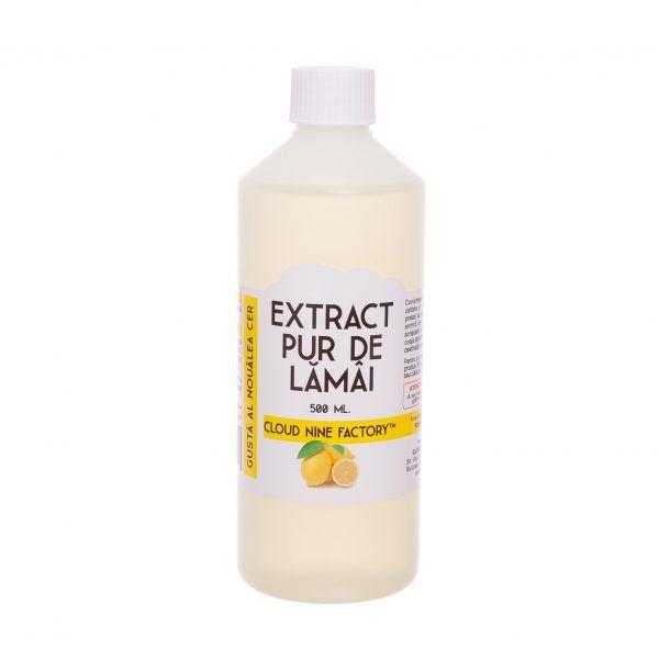 Extract Pur de Lămâi (500 ml.)