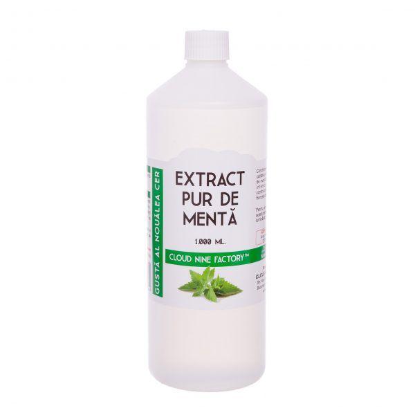 Extract Pur de Mentă (1.000 ml.)