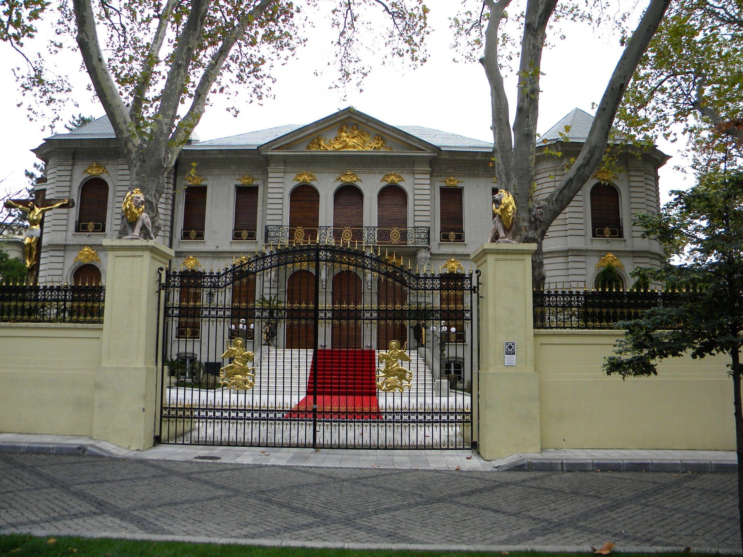 Aveți palat?  - Bucuresti Romania Aleea Modrogan nr - Aveți palat?