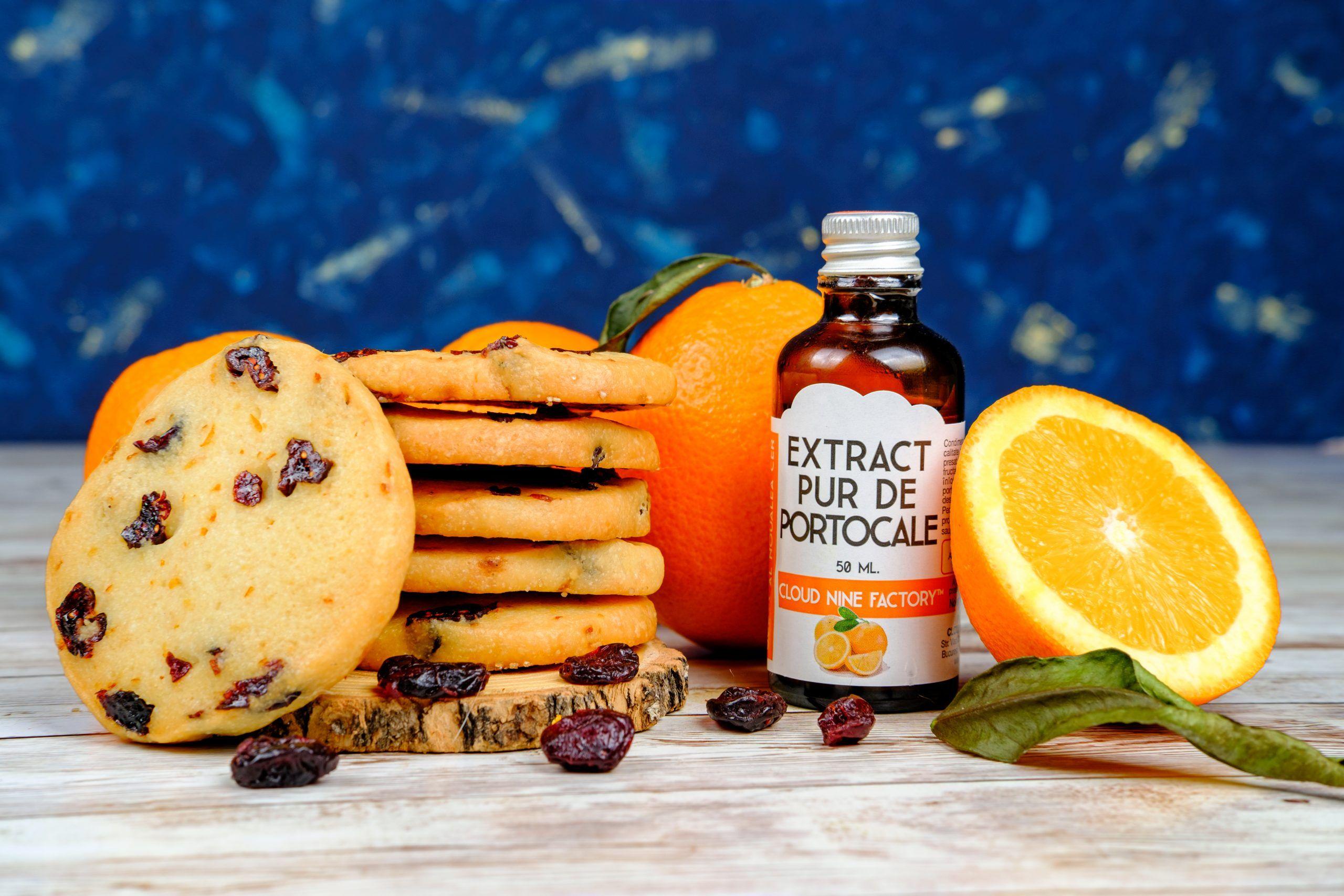 Prăjiturele cu merișoare și portocale  - DSF5562 LR scaled - Prăjiturele cu merișoare și portocale